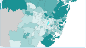 Social Health Atlas example